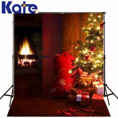 Find More Background Information about photography backdrops christmas The Christmas tree bear fire  5x7ft(1.5x2.2m) backdrop ZJ,High Quality tree,China backdrop frame Suppliers, Cheap tree make from Art photography Background on Aliexpress.com
