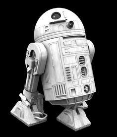 Star Wars: R2-W2 Droid