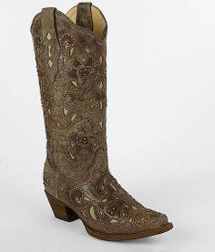 Corral Cut-Out Cowboy Boot - Women's Shoes | Buckle