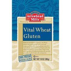 Arrowhead Mills Vital Wheat Gluten (25x#)