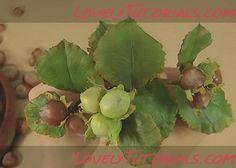 hazelnut plant making tutorial