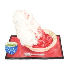 Justine-Wong-Illustration-21-Days-in-Japan-Strawberry-Kakigori.jpg