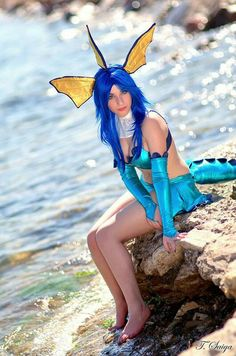 actually like this, not very many pokemon cosplay i like.