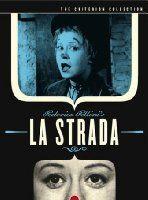 Anthony Quinn, Guilleta Masina, a Fellini Film  La strada