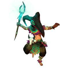 Rider Preview: The Shaman - Dragons of Elanthia