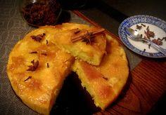 Co podpowie głowa, ręce zrobią, a język posmakuje: Ciasto pomarańczowo-pomarańczowe