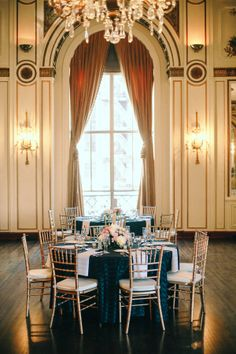 Gold and Black Ballroom Wedding | photography by http://www.blainesiesserphotography.com/