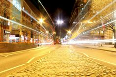 Leeds Nightlife by DWhitePhotography on Etsy