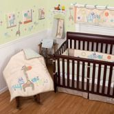 Found it at AllModern - Animal Spots and Stripes Crib Bedding Collection