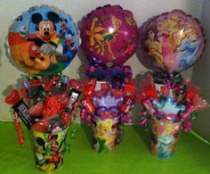 Themed children's candy bouquets - $20 Each
