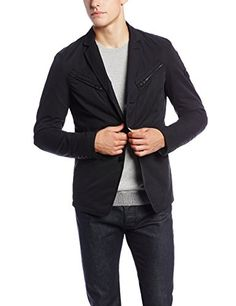 Diesel Men's J-Pranilo Jacket, Black, Large Diesel ++You can get best price to buy this with big discount just for you.++