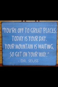 great quote for a childs room, right above the doorway