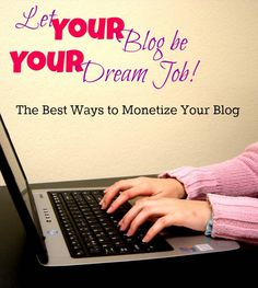 Think you don't have time to monetize your blog...think again! Here's 5 simple ways that take very little effort! @serendipitynsp