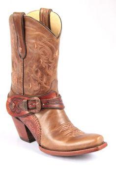 Corral Saltillo Golden Honey Ladies Boots