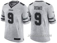 http://www.jordanaj.com/nike-dallas-cowboys-9-tony-romo-2016-gridiron-gray-ii-mens-nfl-limited-jersey.html NIKE DALLAS COWBOYS #9 TONY ROMO 2016 GRIDIRON GRAY II MEN'S NFL LIMITED JERSEY Only $23.00 , Free Shipping!