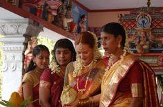 Una boda Tamil