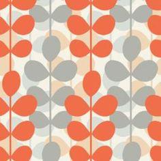 The Wallpaper Company 56 sq. Orange and Grey Retro Modern Leaf Stripe Wallpaper- at The Home Depot.in a bathroom Orange Wallpaper, Graphic Wallpaper, Striped Wallpaper, Retro Wallpaper, Painting Wallpaper, Modern Wallpaper, Wallpaper Samples, Wall Wallpaper, Designer Wallpaper