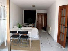 Black wall, white, wood Black Walls, White Wood, Oversized Mirror, Furniture, Home Decor, Decoration Home, White Washed Wood, Room Decor, Home Furnishings
