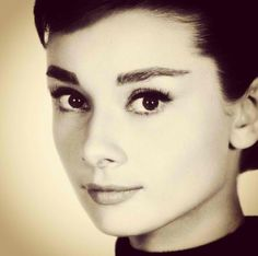 I have a slight obsession with Audrey Hepburn.