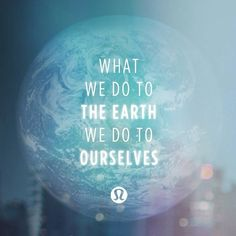 Happy Earth Day from Lululemon
