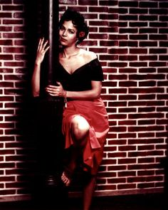 Dorothy Dandrige as Carmen Jones - Love her but that movie made me appreciate Opera as an art and way of life :)