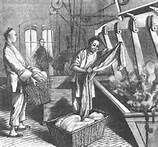 Afro-Chinese in the Americas. After the Emancipation some white plantation owners in the South hired Chinese workers to replace black slave labor. Many Chinese men married local non-Chinese women, including black American women. Path To Citizenship, Society Problems, Vintage Laundry, Tv Tropes, Chinese American, School Posters, Vintage School, Historical Pictures, Historical Fiction
