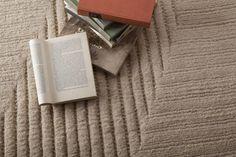 wool carved rug
