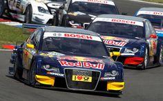 DTM Audi race cars
