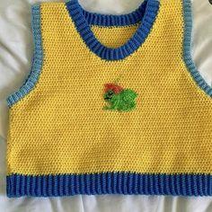 Diy Crochet Projects, Crochet Crafts, Mode Crochet, Knit Crochet, Crochet Clothes, Diy Clothes, Kawaii Crochet, Crochet Patterns Amigurumi, Crochet Fashion