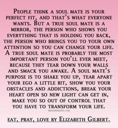 Soul mate quote