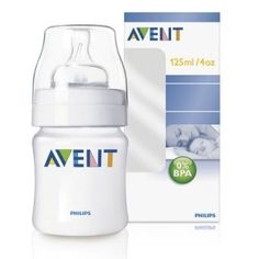 Philips Avent %0 BPA PP Biberon 125 ml