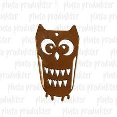 Plexi Deco Owl