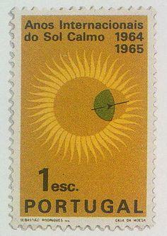 anos internacionais do sol calmo - sebastião rodrigues 1964
