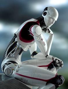 Thincking Robot