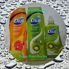 Mamawjs Moment Away: @Dial ® Vitamin Boost #BodyWash Product #Review & #USA 2 Winner #Giveaway Ends 2/20