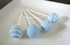Cake Pops Baby Shower Cake Pops Made to Order par TheSweetSource, $22,00