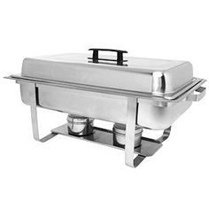 Where to rent CHAFING DISH 8 QT. STAINLESS STEEL in Columbus Georgia, Auburn, Fort Benning South, Upatoi, Ft. Mitchell, Fortson GA