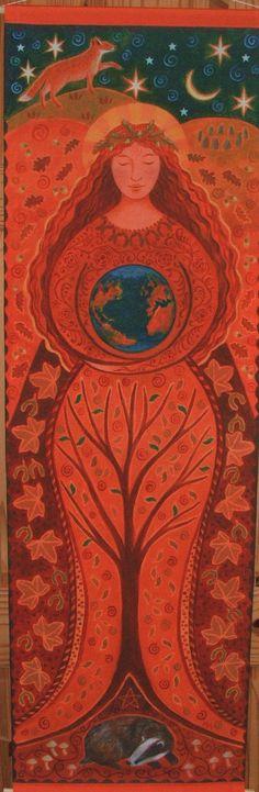 Wendy Andrews - Earth Goddess