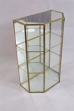 1000 ideas about vitrine en verre on pinterest petite for Vitrine verre but