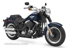 2012 Harley Fat Boy