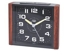 Trevi SL 3095 Retro Style Electronic Bedside Alarm Clock with Snooze Function, LED Back Light and Silent Sweep Second Hand. (Wood Effect) Trevi http://www.amazon.co.uk/dp/B00P1506C6/ref=cm_sw_r_pi_dp_tU2Twb0AYFC1A