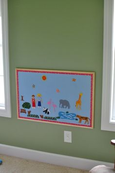 Wheeler Family Blog: Kids Felt Board