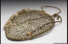 Storage net from the collection of the National Museum if the American Indian