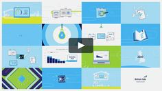 Animated piece for British Gas and the new Smart Meter system.  Agency: Ogilvy One UK Client: British Gas  Design, Animation: Matteo Del Nero, Mark Chivers