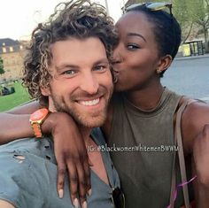 Love. This is a gorgeous couple