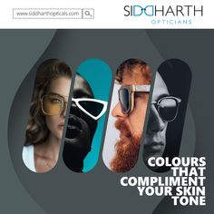 Anti Glare Glasses, Optician, Skin Tone, Your Skin, Compliments, Eyewear, Colour, Frame, Awesome