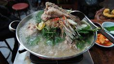 Korean Food - Gamjatang