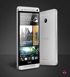 Introducing the new 4G LTE HTC One from T-Mobile