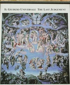 """The Last Judgement"" Sistine Chapel"