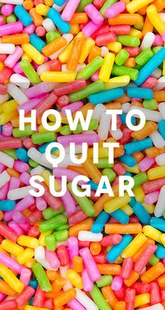 The 5 phases of conquering your sugar addiction once and for all. Good to know since I'm going to be quitting sugar.